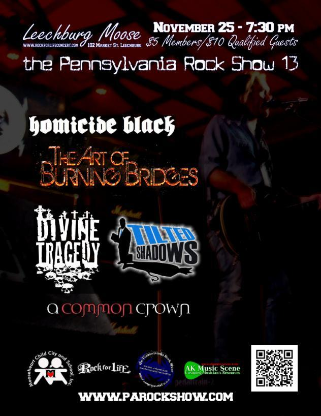 Divine Tragedy - the Pennsylvania Rock Show 13